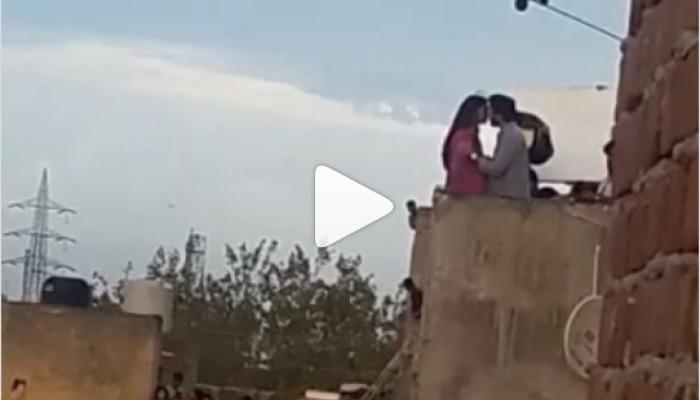 VIDEO : 'छपाक'मधील दीपिकाचा किसिंग  kissing scene  व्हायरल
