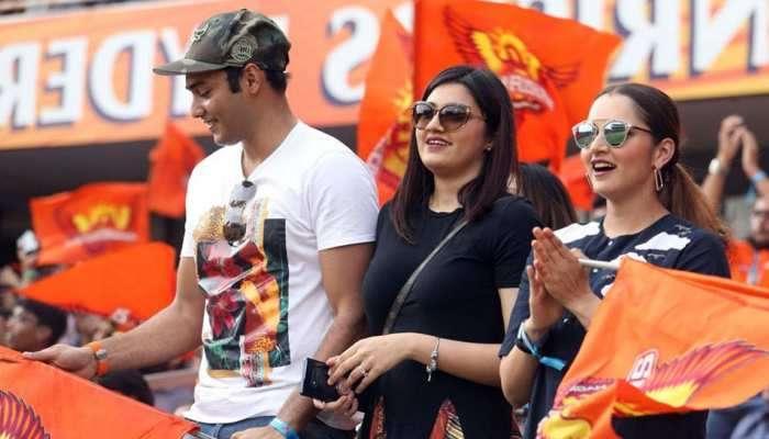 IPL 2019: सानिया मिर्झाची बहिण या क्रिकेटपटूच्या मुलाशी लग्न करणार!