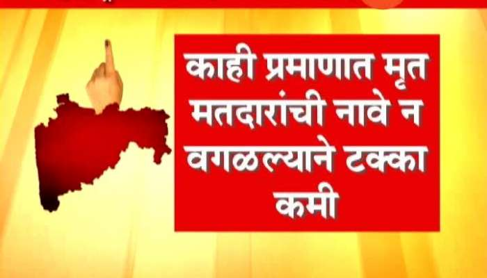 Why Maharashtra Have Low Vote Count