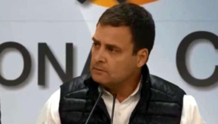 Video: खुनाचा आरोपी भाजप अध्यक्ष, वाह! क्या शान है - राहुल गांधी