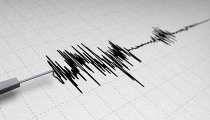 अरुणाचलमध्ये 6.1 रिश्टर स्केल भूकंपाचे धक्के