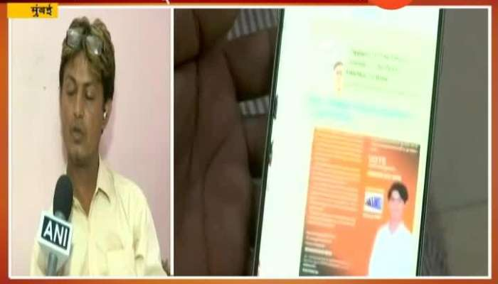 Mumbai Independent Contestant Campaigning From Home By Social Media