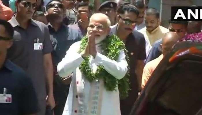 वाराणसीमधून पंतप्रधान नरेंद्र मोदी दाखल करणार उमेदवारी अर्ज