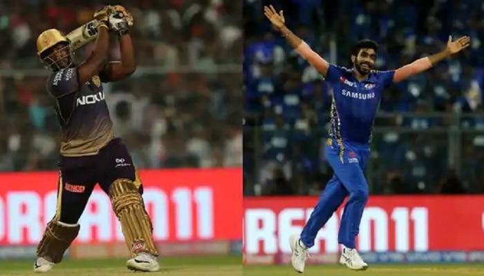 आयपीएल २०१९   मुबंई विरुद्ध कोलकाता, मुंबईचा टॉस जिंकून बॉलिंगचा निर्णय