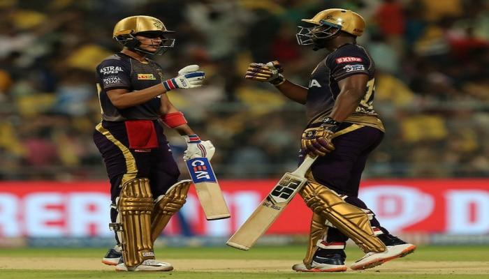 आयपीएल 2019   आंद्रे रसलेचा तडाखा, मुंबईला विजयासाठी  २३३ रनचे आव्हान