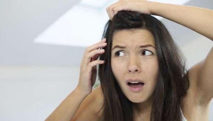 पांढरे केसांच्या समस्येवर करा घरगुती उपाय