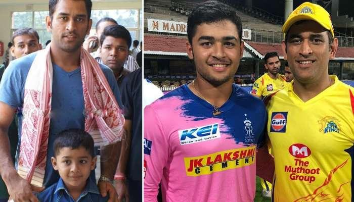IPL 2019: २० वर्षांपूर्वी वडिलांना स्टम्पिंग केलं, आता मुलाचा कॅच पकडला, धोनीचं अजब रेकॉर्ड