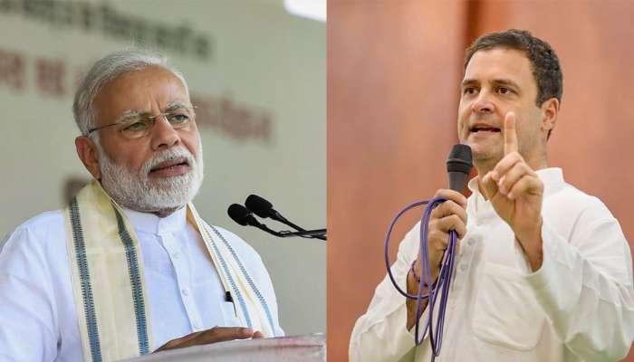 मोदींचा फुगा तीन वर्षांतच फोडला - राहुल गांधी