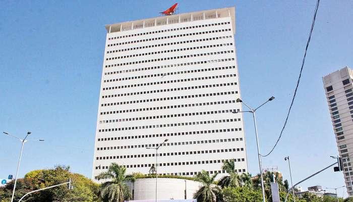 राज्य सरकारकडून  एअर इंडियाच्या इमारतीसाठी १४०० कोटींची बोली