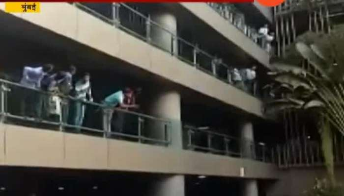 31 Yr Old Man Allegedly Commits Suicide At Mumbai Airport