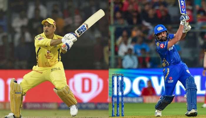 IPL 2019: मुंबई-चेन्नईमध्ये चौथ्यांदा फायनल! कोण मारणार बाजी?