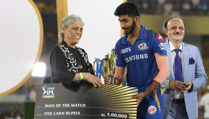 IPL 2019: 'बुमराह जगात भारी'; सचिनने सांगितला मॅचमधला निर्णयाक क्षण