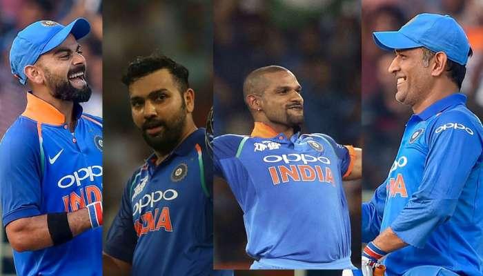 World Cup 2019: धोनी नाही, या तीन खेळाडूंवर भारताचं भवितव्य अवलंबून
