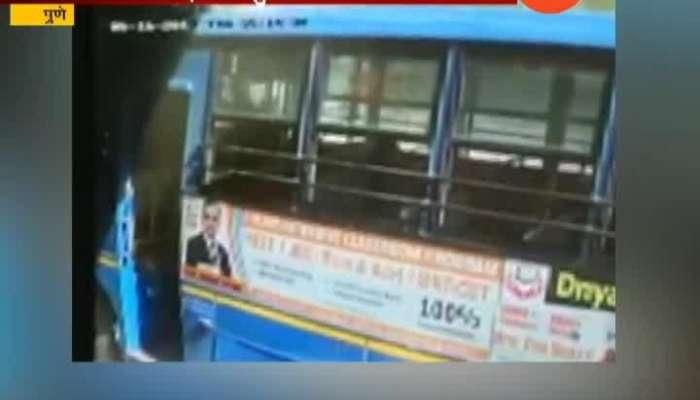 Pune Bus Accident Due To Break Fail Update