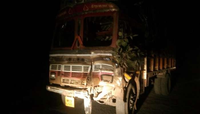 सप्तश्रृंगी गडावरून परतणाऱ्या भाविकांना ट्रकने चिरडले; चौघांचा मृत्यू, सहाजण जखमी