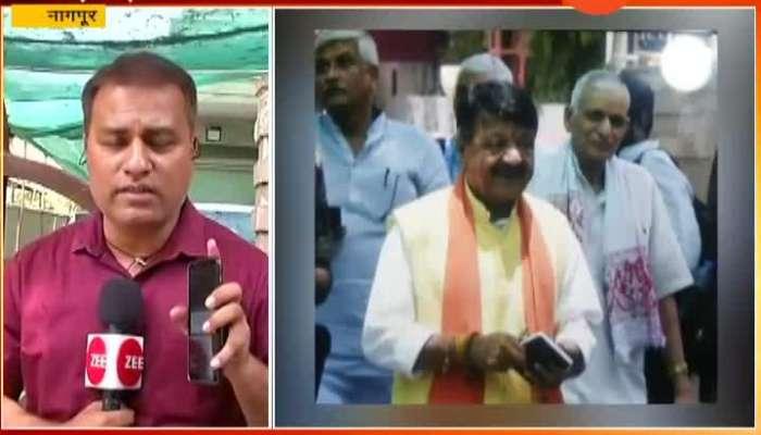 Nagpur RSS Bhaiyyaji Joshi To Meet Nitin Gadkari
