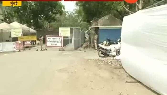 Mumbai Sewari Security Arrangment At Poll Counting Center