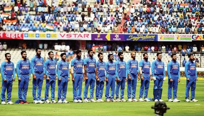 WorldCup 2019 : वर्ल्ड कपमध्ये भारतीय टीम भगव्या जर्सीत खेळणार?