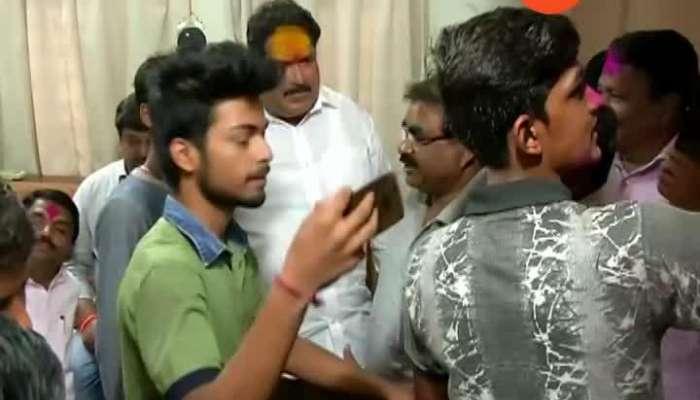 Kolhapur Sena Leader Sanjay Mandlik Reaction After Win LS Election 2019