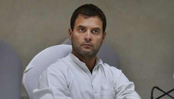 स्वत:च्या मुलांसाठी पक्षहित बाजूला सारलेत; राहुल गांधी बैठकीत 'या' नेत्यांवर संतापले