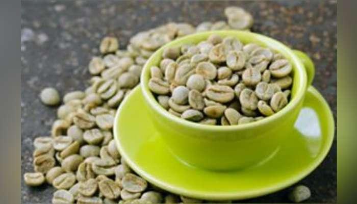 वजन, आरोग्याच्या समस्या दूर करते ग्रीन कॉफी