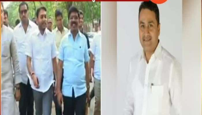 Sangli Two Congress Leader In Contact With BJP