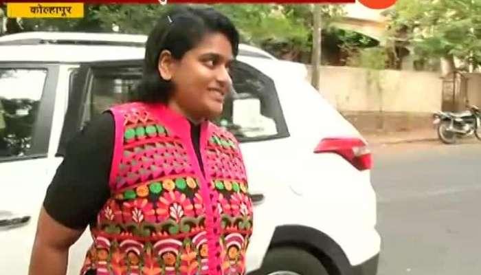 Kolhapur Rahi Sarnobat Exclusive