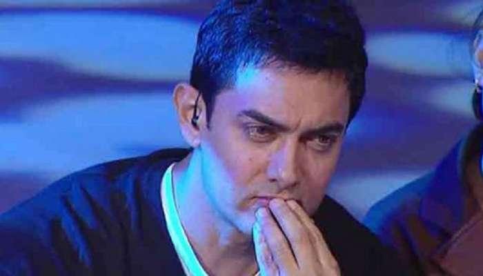 आमिर खानच्या ऑफिसबाहेर चाहत्याचा आत्महत्येचा प्रयत्न