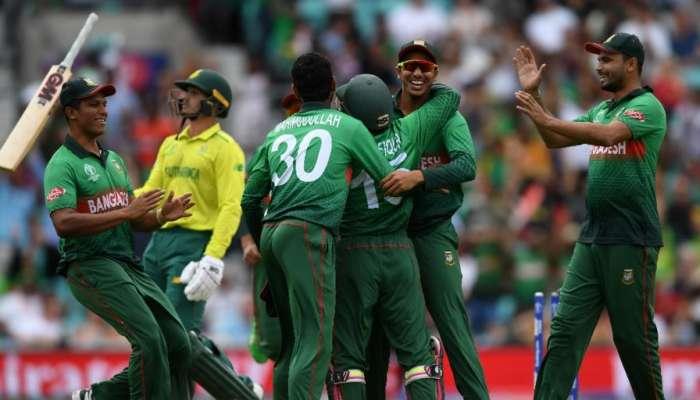 world cup 2019 : बांग्लादेशने दक्षिण आफ्रिकेचा उडवला धुव्वा, विजयी सलामी