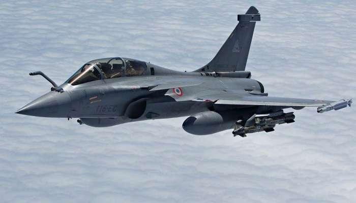 भारत-फ्रान्स वायुसेनेचा युद्धाभ्यास, पायलट 'राफेल' उडवणार
