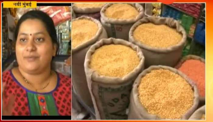 Navi Mumbai People On Rising Price Of Dals