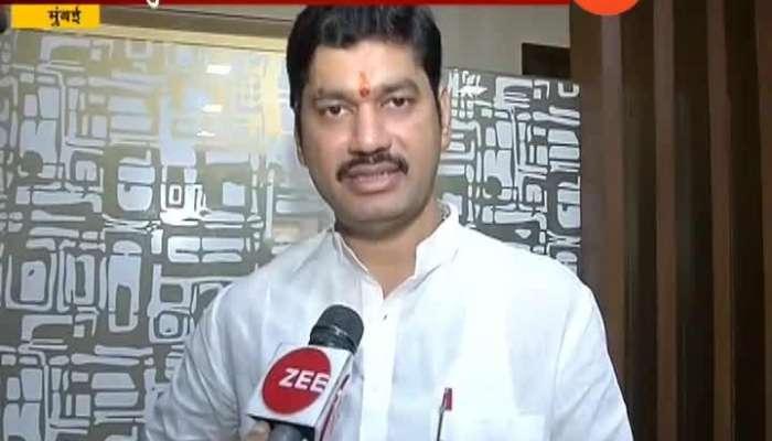 Mumbai NCP Leader Dhananjay Munde On Aurangabad Bench Order