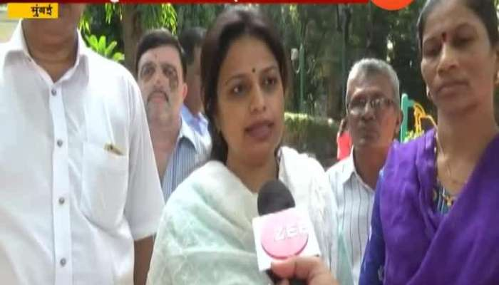 Mumbai Shivsena Corporator Sheetal Mahtre On Proposal For Mobile Jammer In Theatres