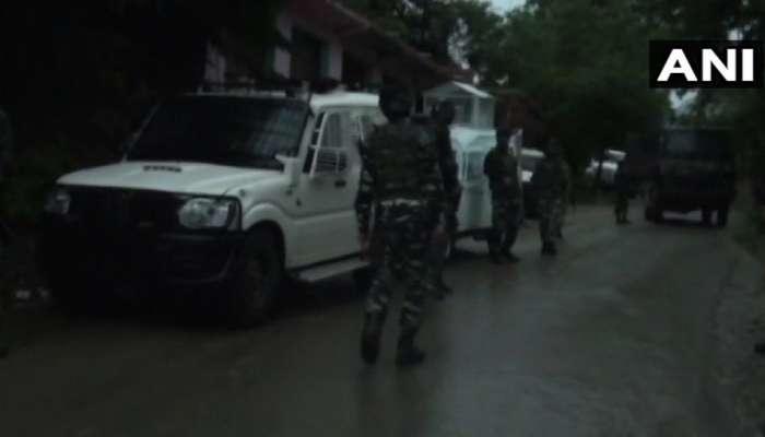 #JammuKashmir  : शोपियानमधील चकमकीत दोन दहशतवादी ठार; मोठा शस्त्रसाठा जप्त