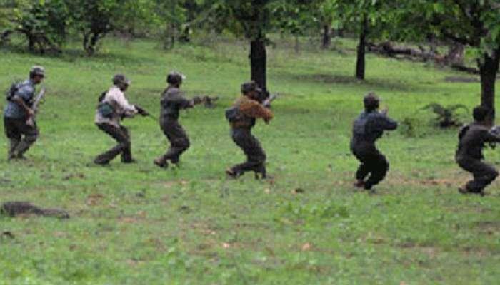 नक्षल चळवळीची प्रमुख महिला नर्मदाक्काला पोलीस कोठडी