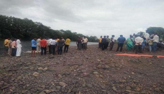 पुण्यात भावा-बहीणीचा नदीत बुडून दुर्दैवी मृत्यू