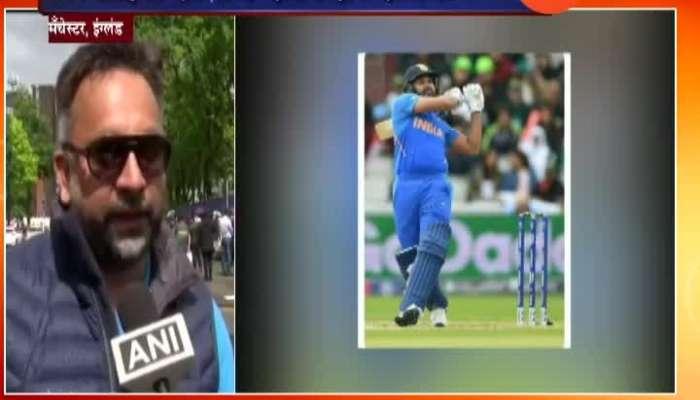 England Mancheaster People Reaction On India Vs Pakistan Cricket Match