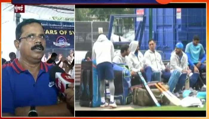 Mumbai People Excitement For India Vs Pakistan Cricket Match