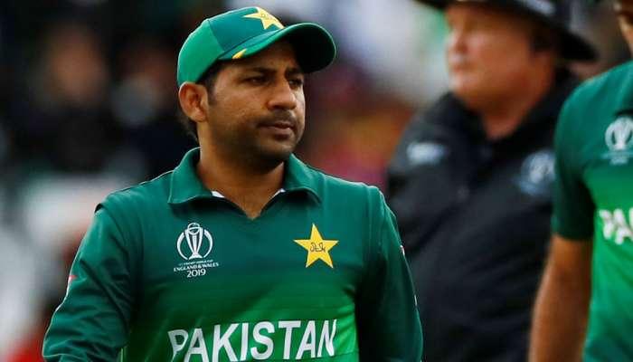 World Cup 2019 : उरलेल्या मॅचवर लक्ष द्या; पाकिस्तान बोर्डाने सरफराजला झापलं