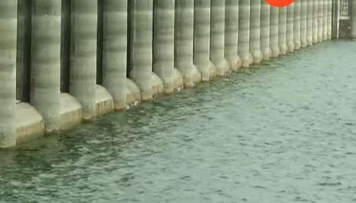 Aurangabad Jayakwadi dam water level decreases