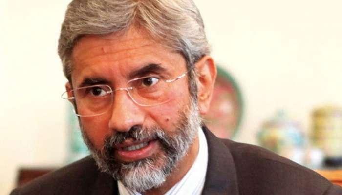 परराष्ट्र मंत्री जयशंकर गुजरातमधून राज्यसभेची उमेदवारी