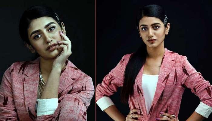 'ब्लिंकिंग गर्ल' प्रियाचा नवा व्हिडिओ व्हायरल...