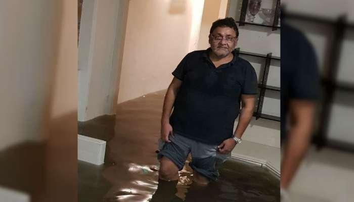 #MumbaiRains : नवाब मलिकांच्या घरातही साचलं पाणी