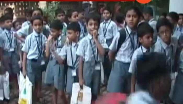 MUMBAI SCHOOL STUDENT ON PARENTS DEMANDS RAIN MONTH HOLIDAY UPDATE