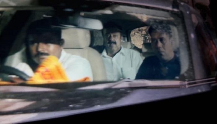 कर्नाटकातला 'सत्ता'गेम : राजीनाम्यानंतर काँग्रेस-जेडीएसचे १० आमदार मुंबईत दाखल