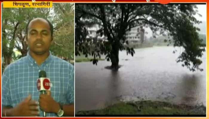 Heavy Rain In Ratnagiri