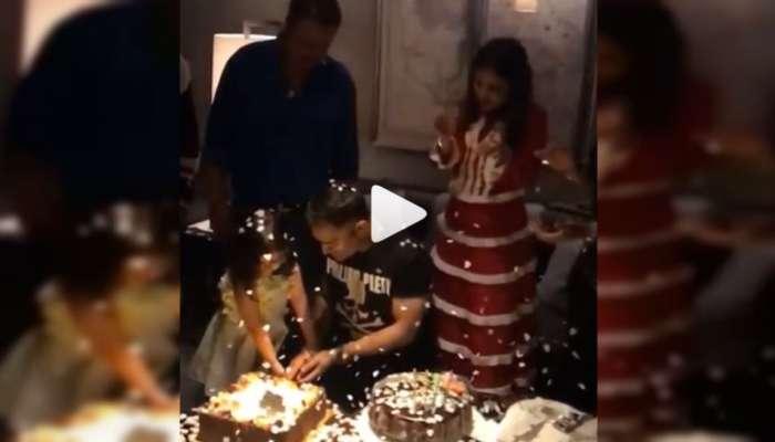 Happy Birthday Dhoni: विश्वचषकादरम्यान धोनीच्या वाढदिवसाची धमाल पाहिली?