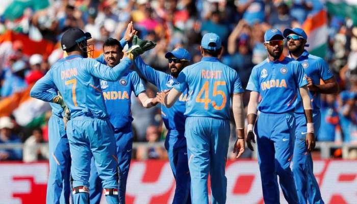 World Cup 2019 : वर्ल्ड कपपासून टीम इंडिया दोन पावलं दूर, सेमी फायनलमध्ये 'विराट'सेनेचं पारडं जड