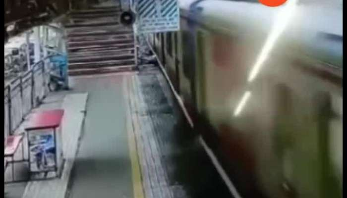 Mumbai Man Died In Attempt To Catch The Mobile Theft Jumps Out Of Running Train