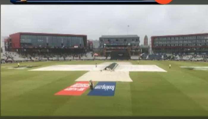 Rain Disturbed Semi Final Play Of India Vs New Zealand